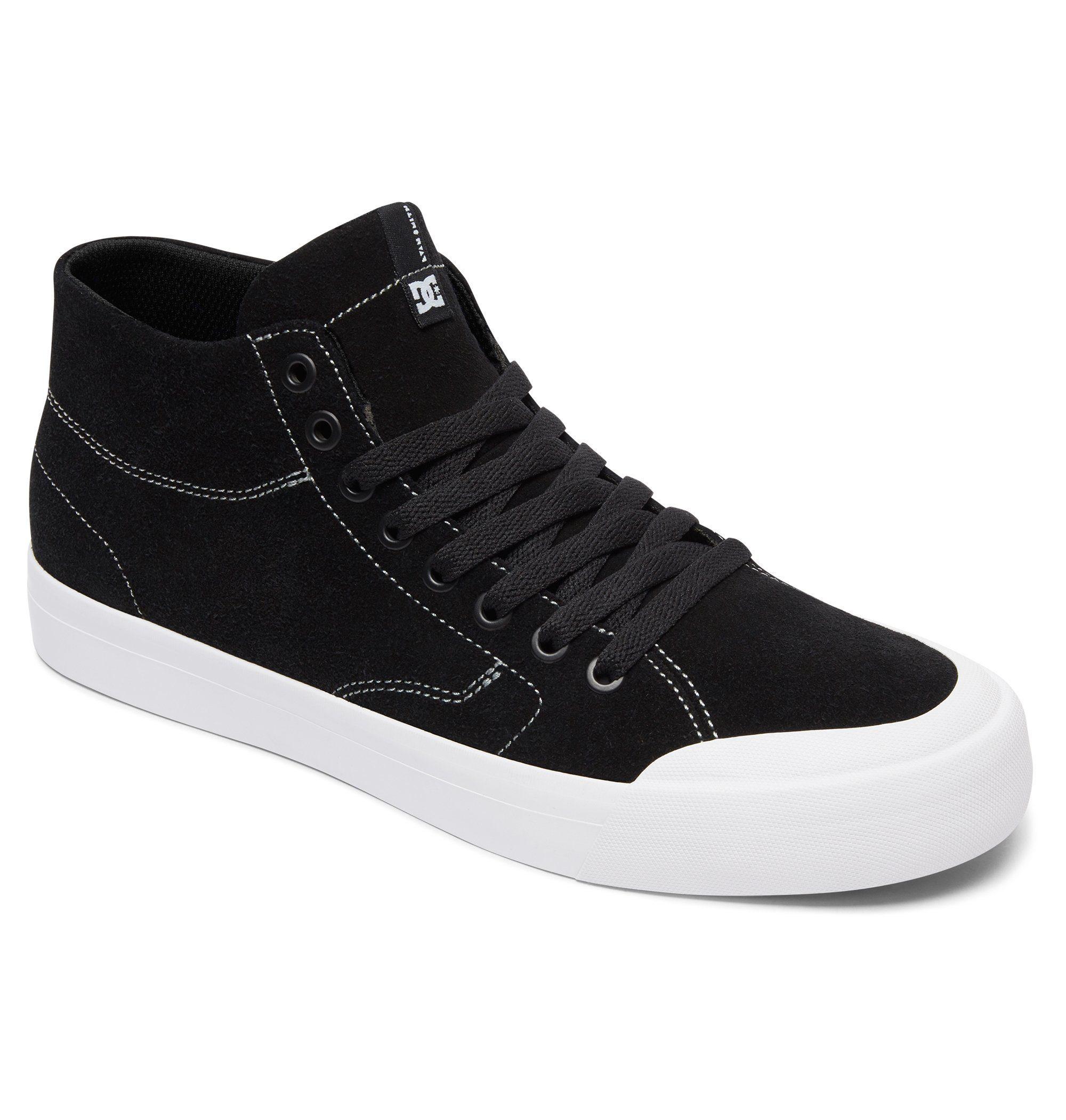 Dc Shoes Noir Evan Chaussures Smith Pour Les Hommes OSv6Cylz