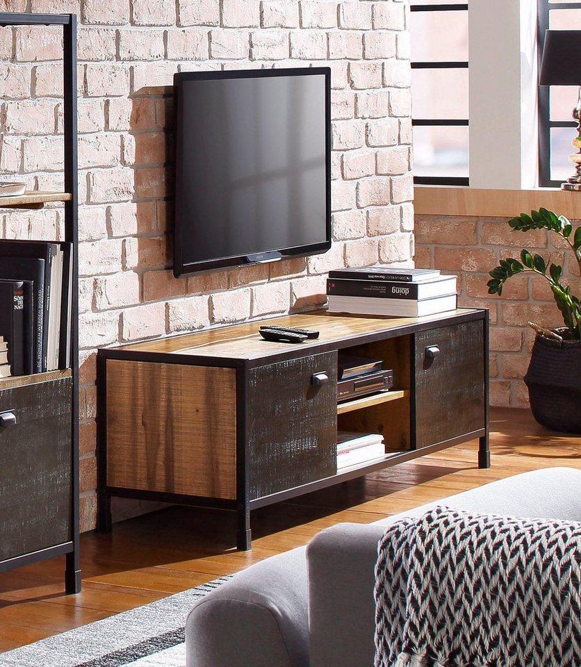 HOME AFFAIRE TV-meubel Soho, breedte 165 cm