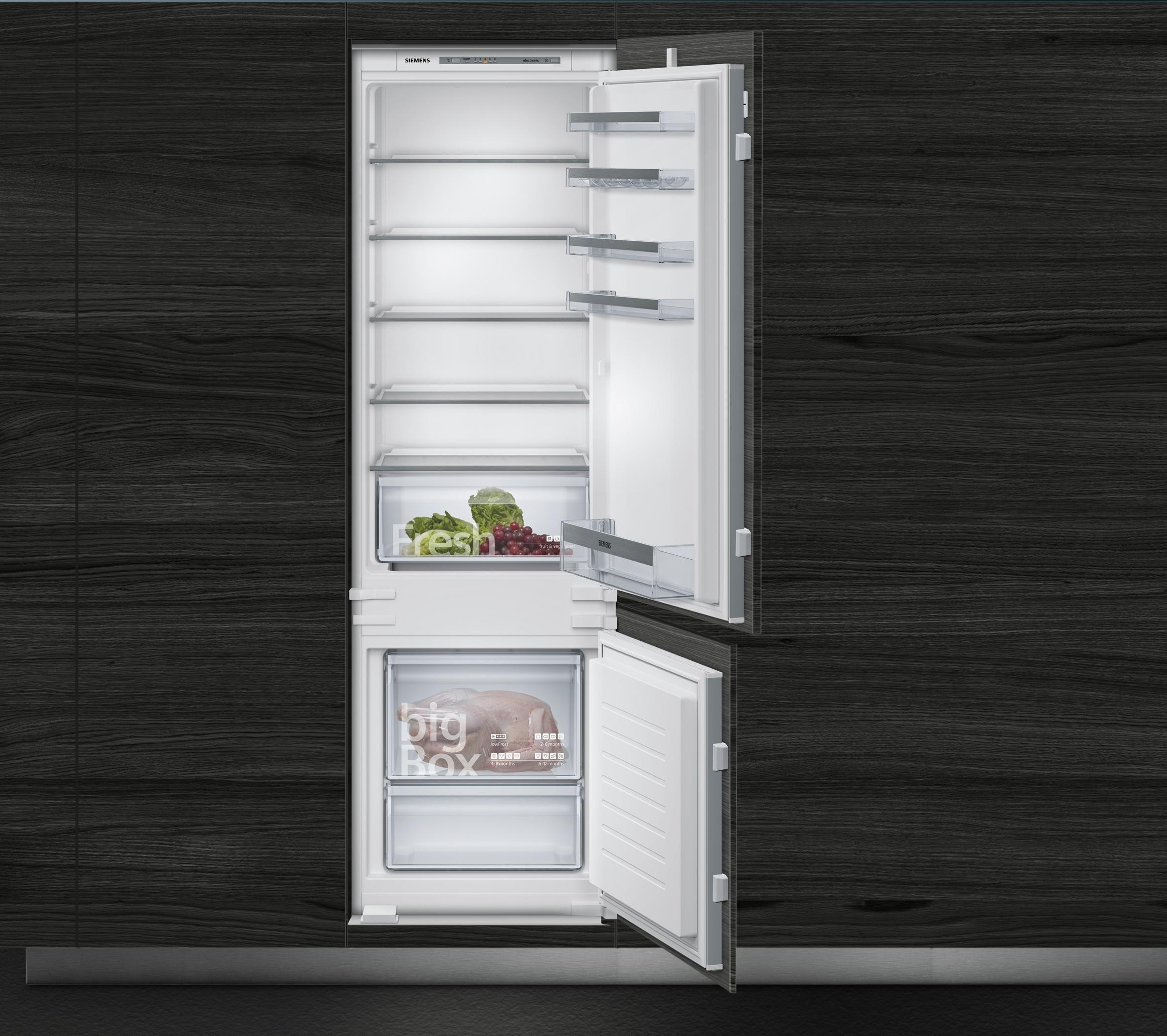 Siemens volledig integreerbare inbouw-koel-vriescombinatie KI87VVS30, A++, 177,2 cm hoog goedkoop op otto.nl kopen