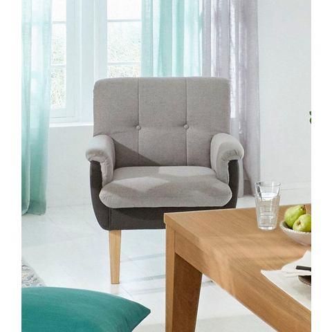 GMK Home & Living fauteuil Luunja, in 2 kleuren