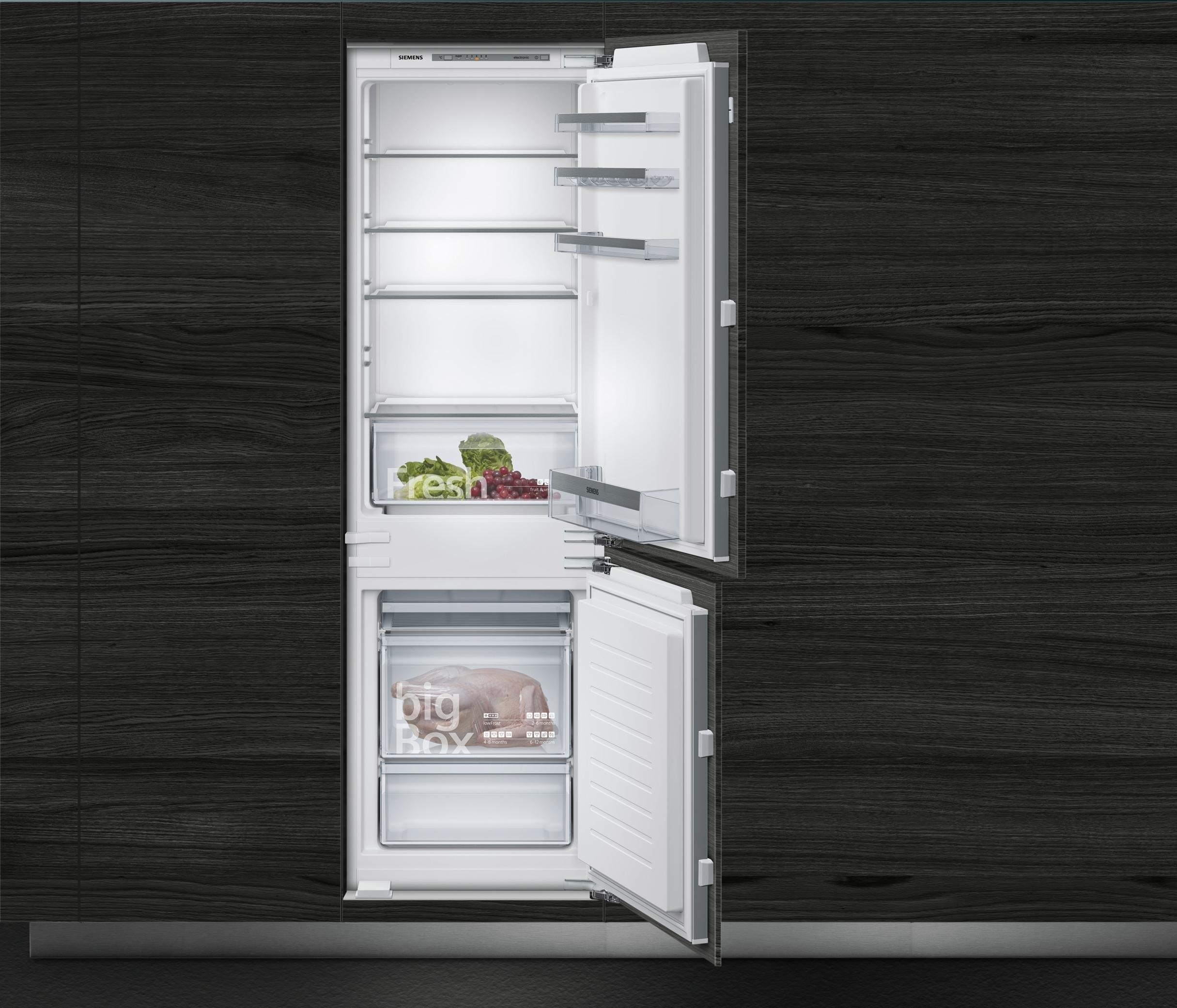 SIEMENS volledig integreerbare inbouw-koel-vriescombinatie KI87VVS30, A++, 177,2 cm hoog in de webshop van OTTO kopen