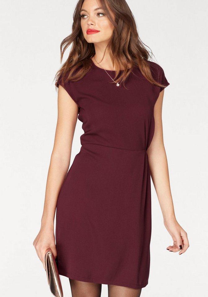 NU 21% KORTING: Vero Moda geweven jurk NICE rood