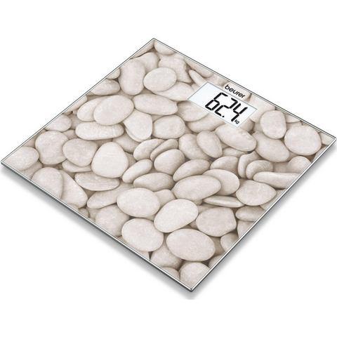 Beurer GS203 personenweegschaal stone
