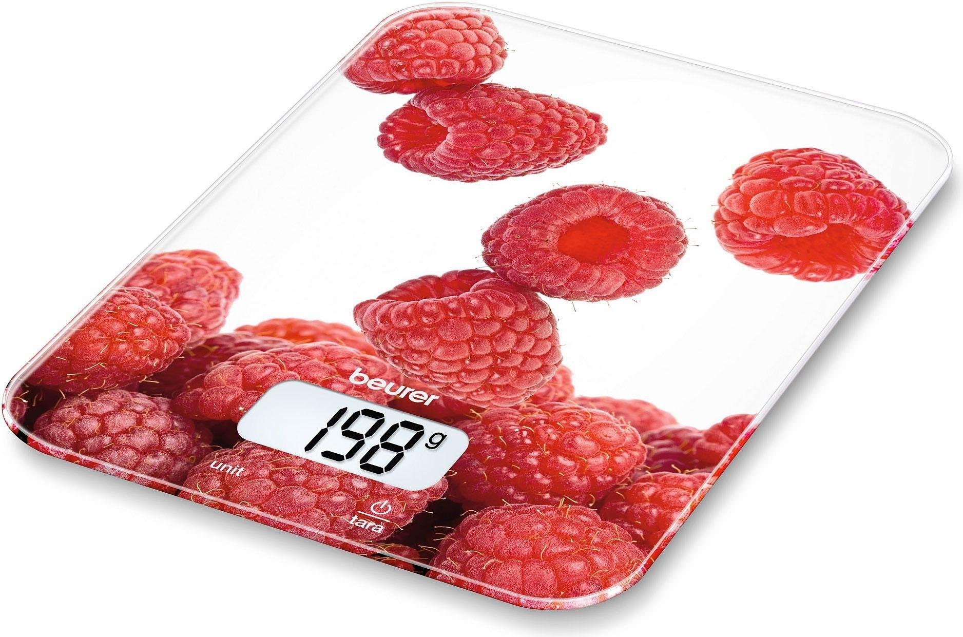 BEURER keukenweegschaal KS 19 berry veilig op otto.nl kopen