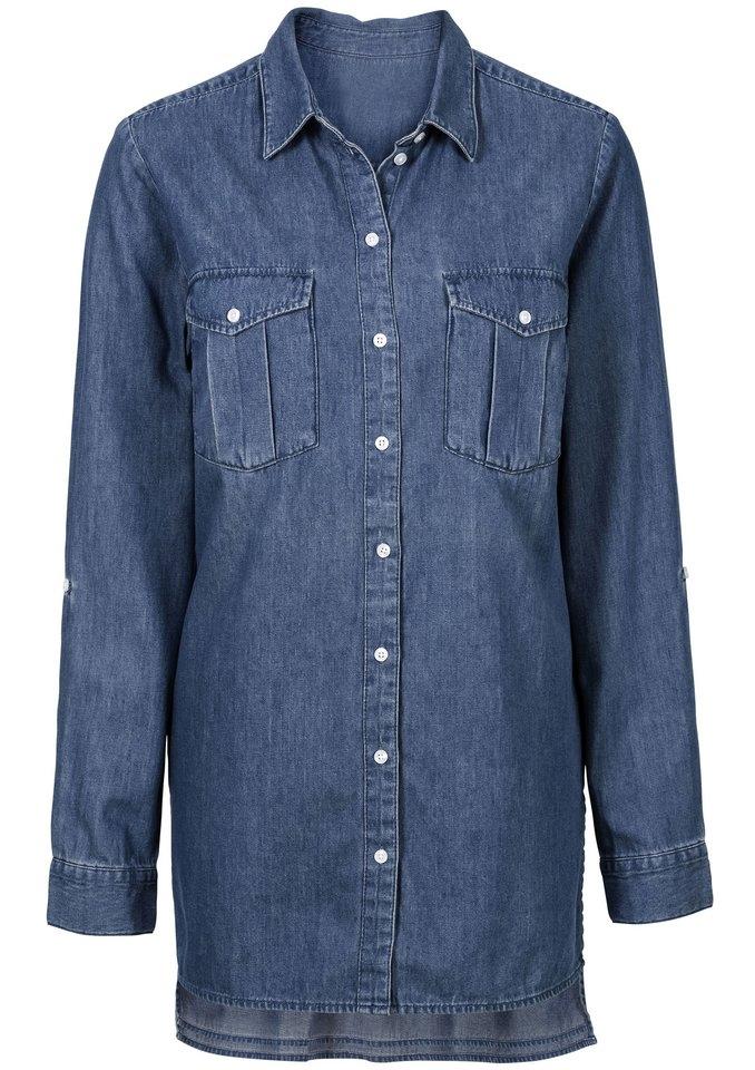Classic Inspirationen blouse van puur katoen in de webshop van OTTO kopen