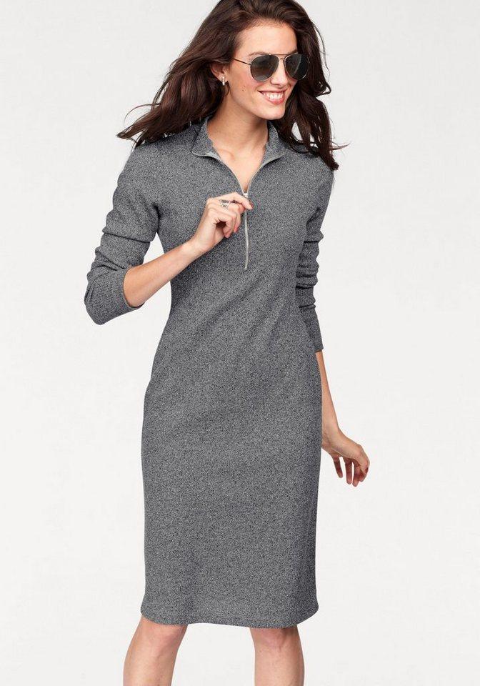NU 21% KORTING: Aniston tricotjurk grijs