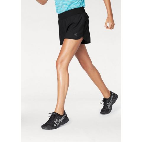 asics NU 15% KORTING: ASICS runningshort 4IN SHORT