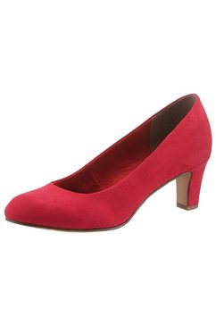 tamaris pumps rood