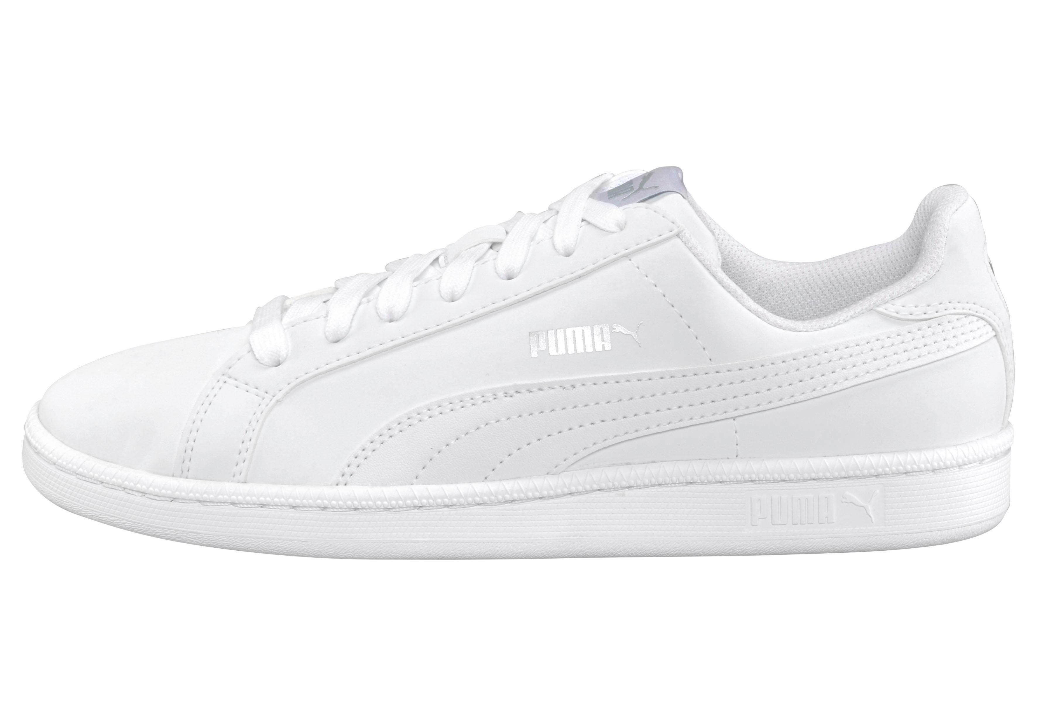 Chaussures Smash Blanc Puma Yjm0cFIu