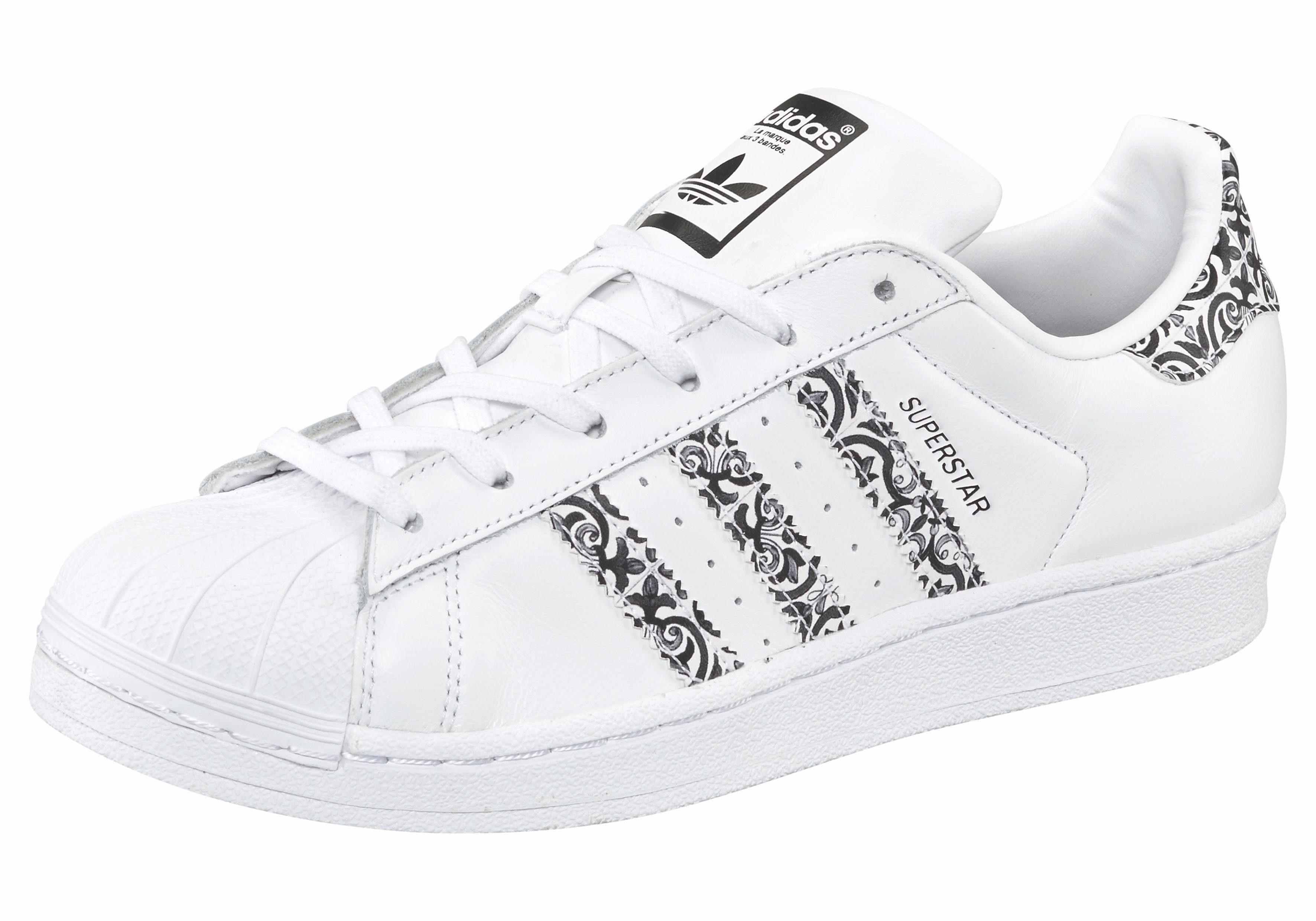 adidas superstar weer wit maken
