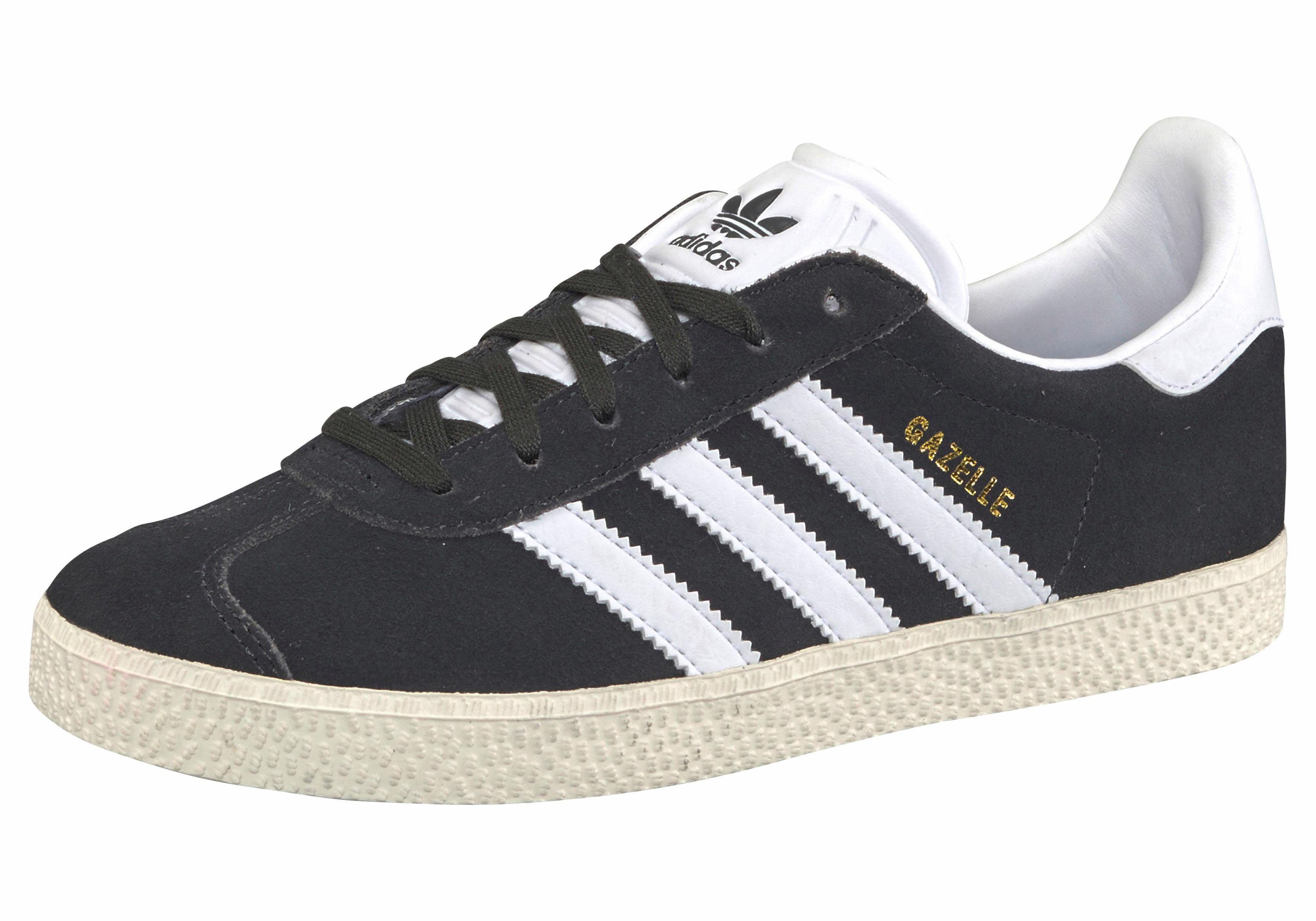 adidas sneakers gazelle grijs