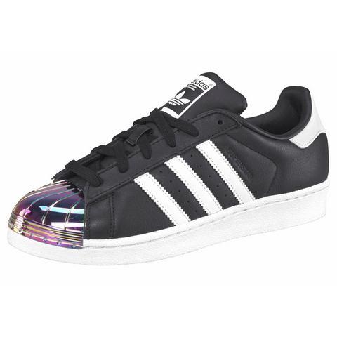 Adidas Superstar damessneaker zwart