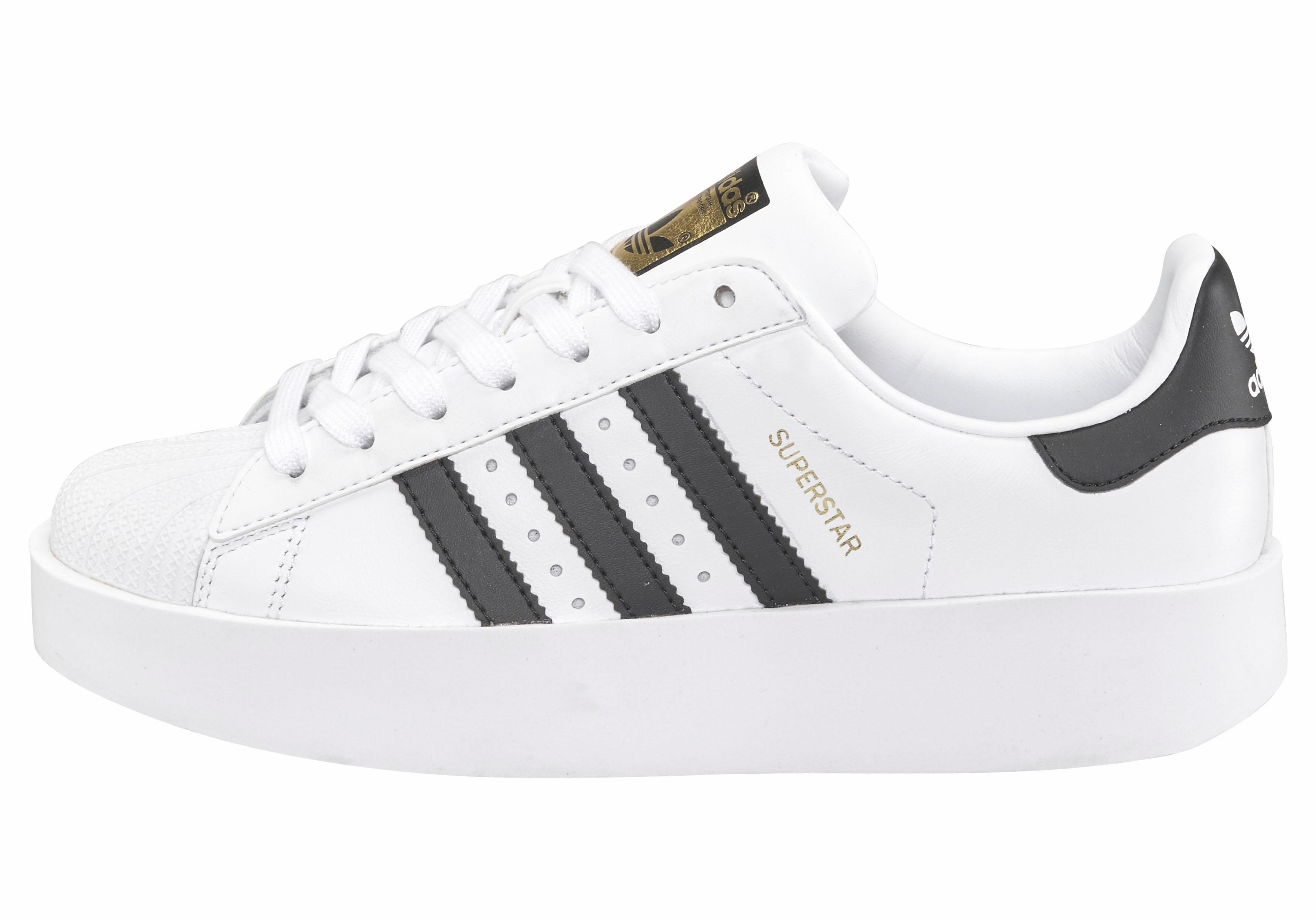 b83204ea6f0 adidas Originals sneakers »Superstar Bold W« nu online kopen   OTTO