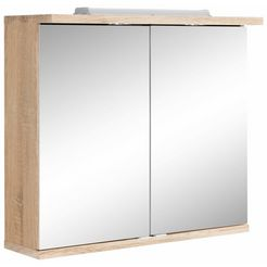 homexperts spiegelkast »nusa« beige