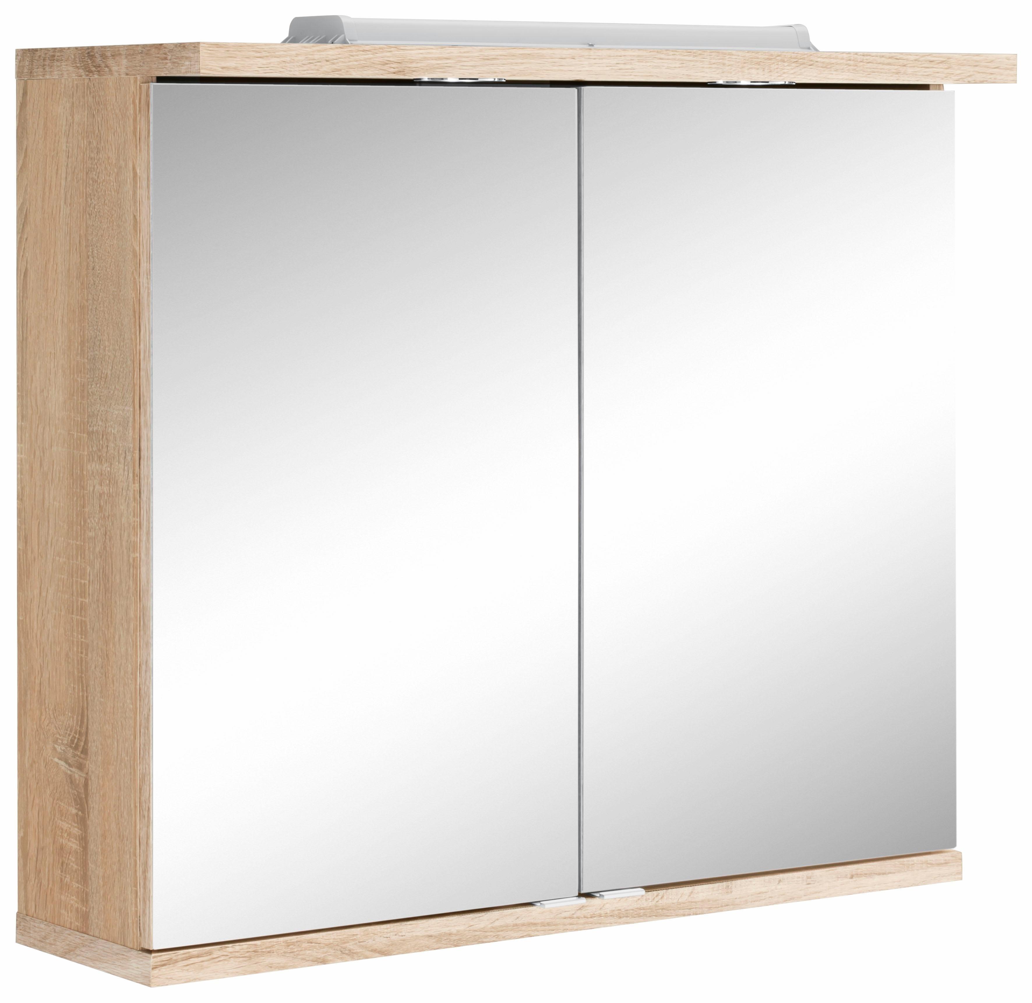 Homexperts WELLTIME spiegelkast »Nusa« met LED-verlichting - verschillende betaalmethodes