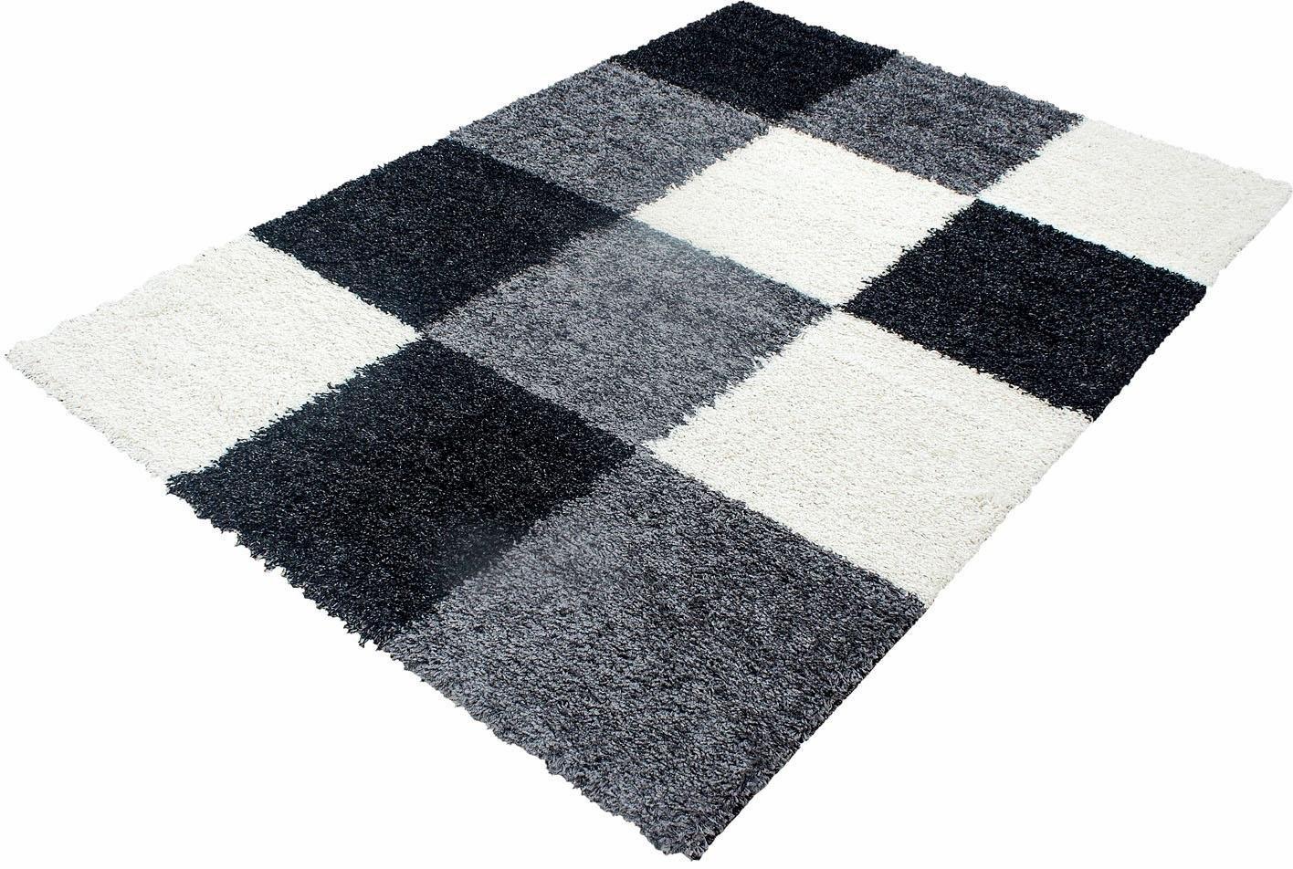 Ayyildiz Teppiche Hoogpolig vloerkleed, 'Life shaggy 1501', hoogte 30 mm bestellen: 30 dagen bedenktijd