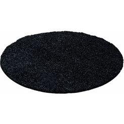 ayyildiz teppiche hoogpolig vloerkleed life shaggy 1500 woonkamer grijs