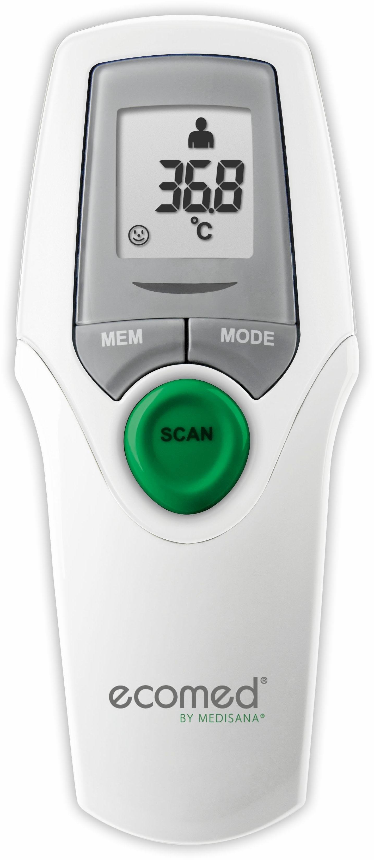 ecomed infrarood-koortsthermometer TM 65-E in de webshop van OTTO kopen
