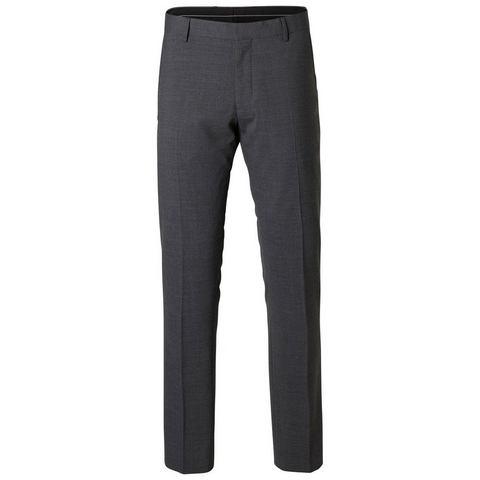 Selected Homme SHMYLOGIB Pantalon grey