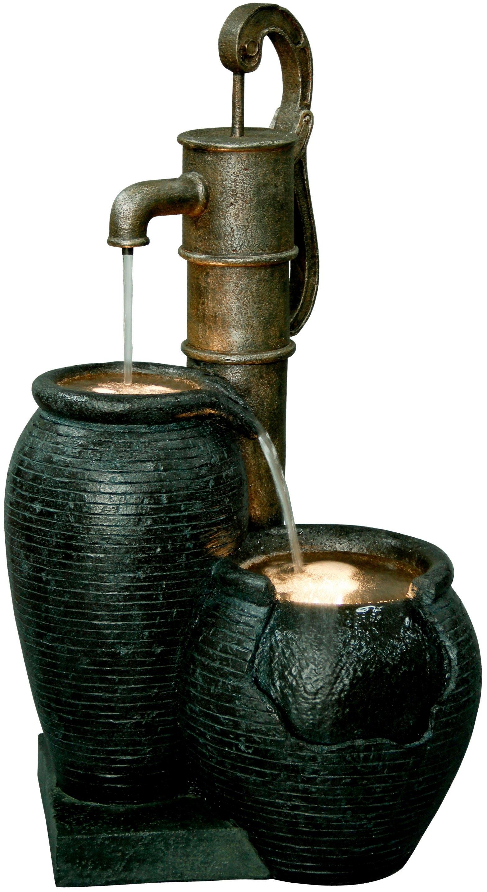 dobar Fontein, bxdxh: 47,5x38,5x84 cm veilig op otto.nl kopen