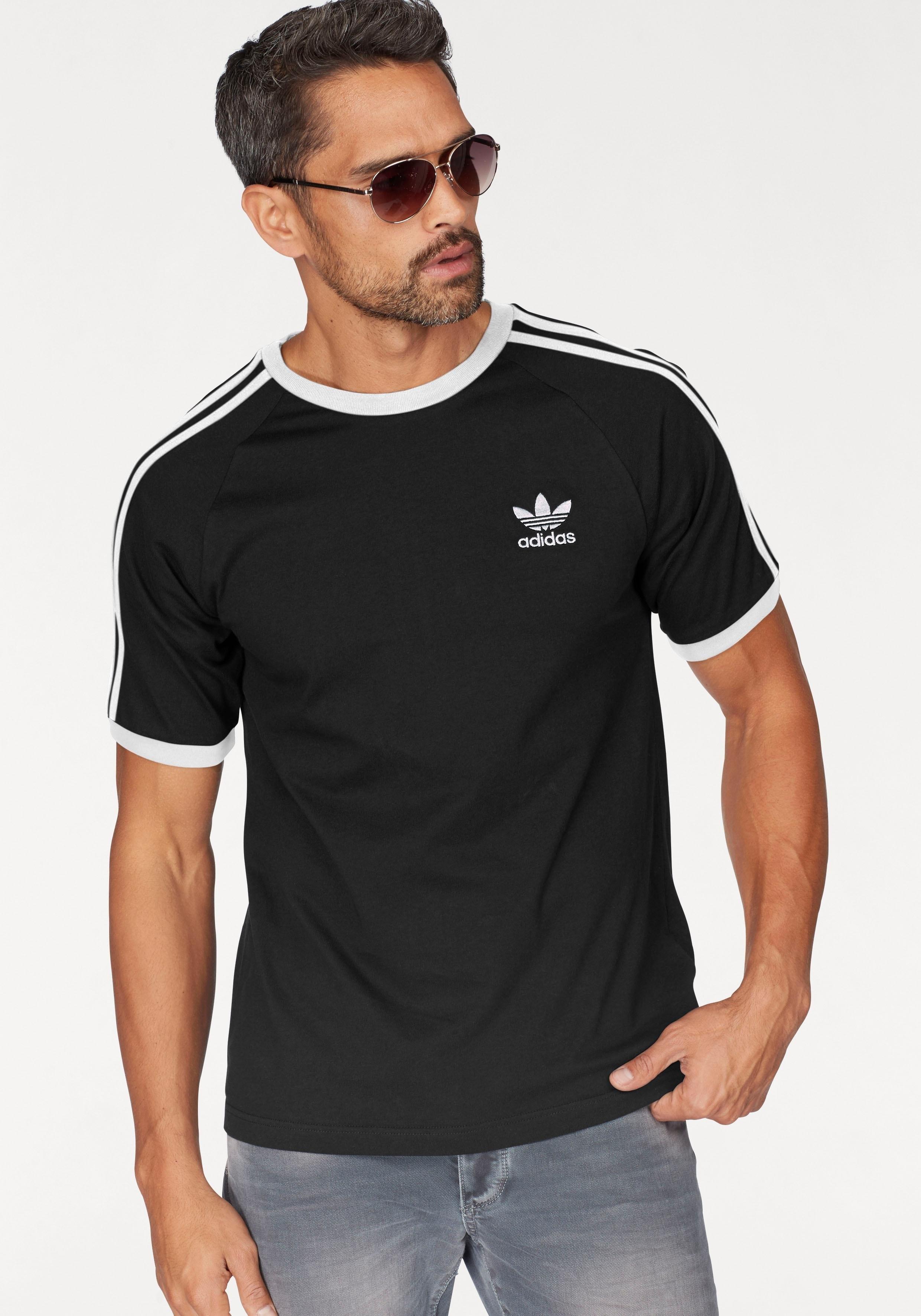 adidas Originals T-shirt »3-STRIPES TEE« voordelig en veilig online kopen