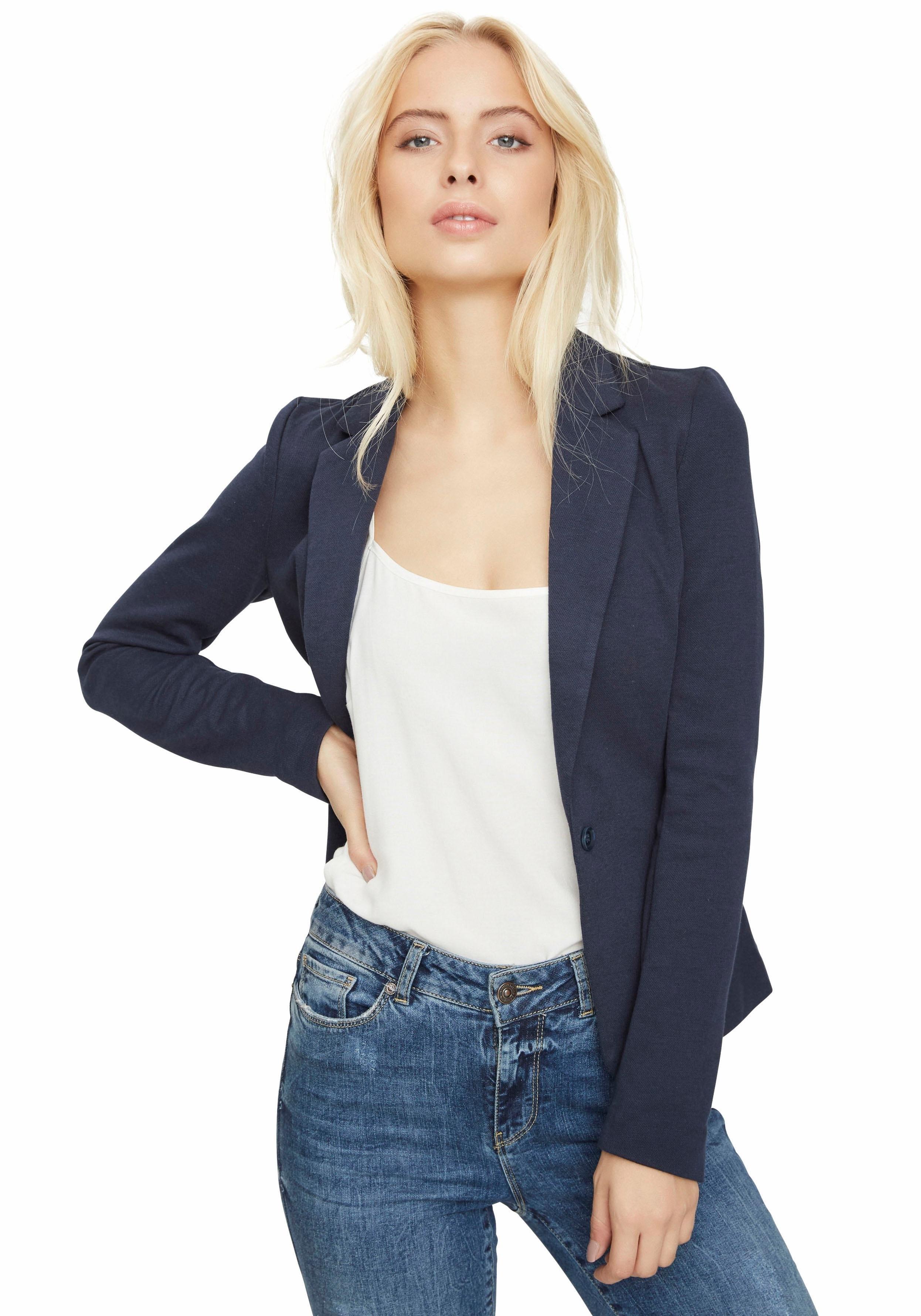Op zoek naar een VERO MODA korte blazer »JULIA«? Koop online bij OTTO