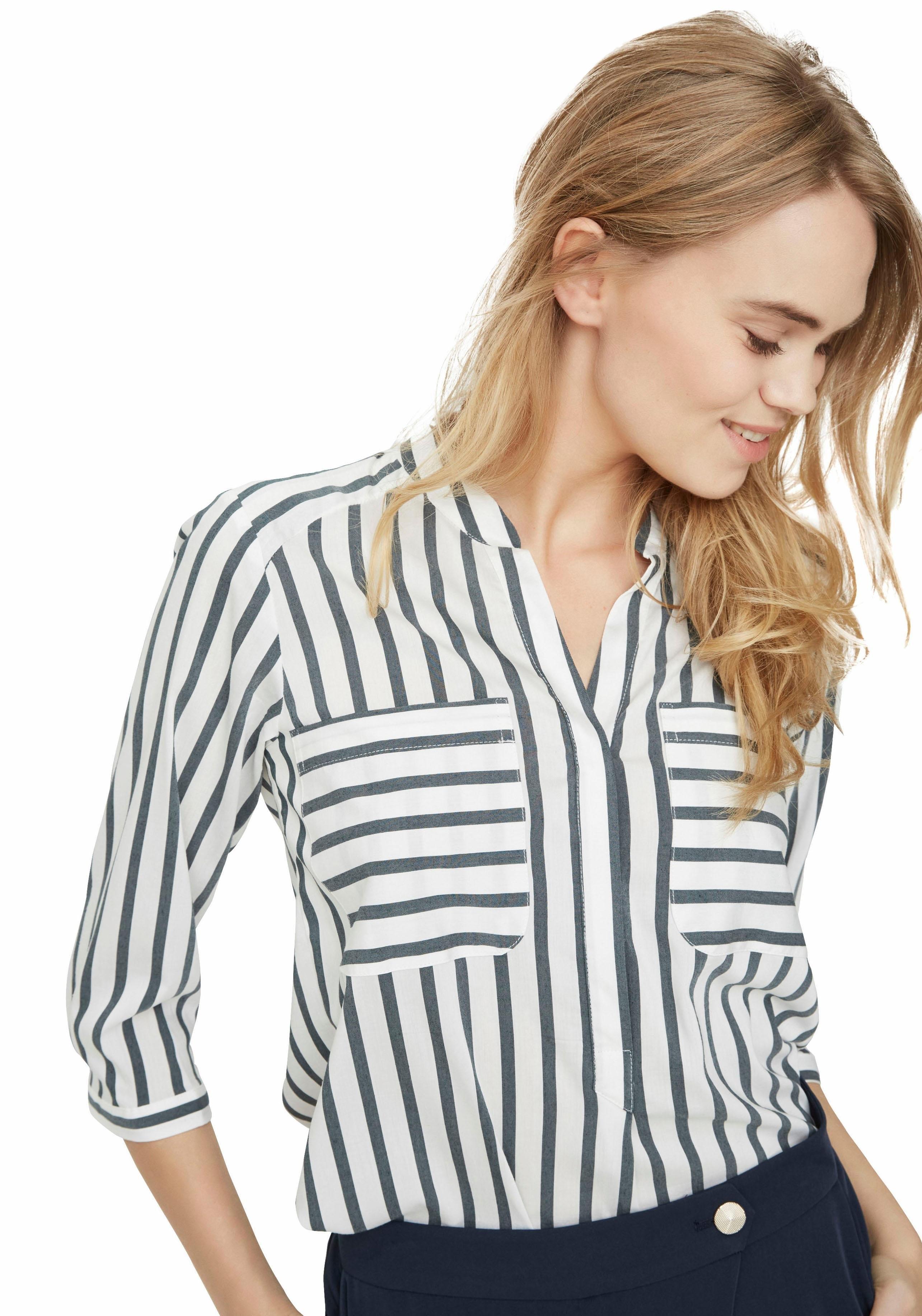 Op zoek naar een VERO MODA gestreepte blouse »ERIKA«? Koop online bij OTTO