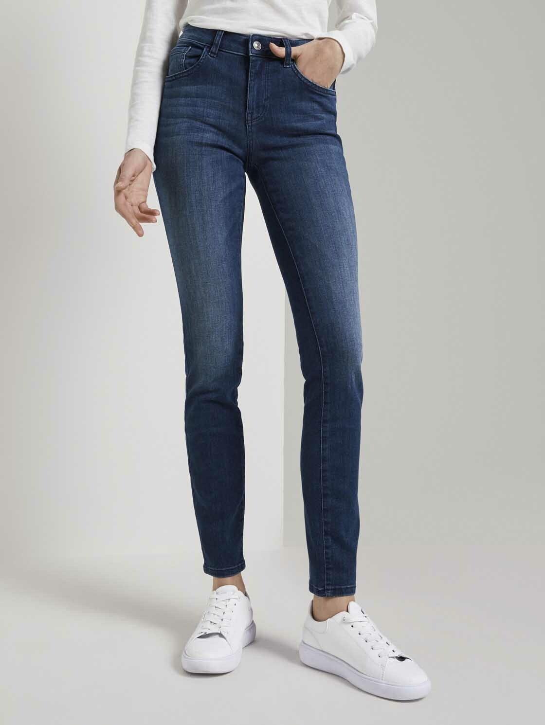 Op zoek naar een Tom Tailor slim fit jeans »Alexa Slim Jeans«? Koop online bij OTTO