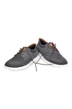 panama jack sneakers grijs