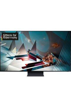 "samsung qled-tv gq75q800tgt, 189 cm - 75 "", 8k, smart-tv zwart"