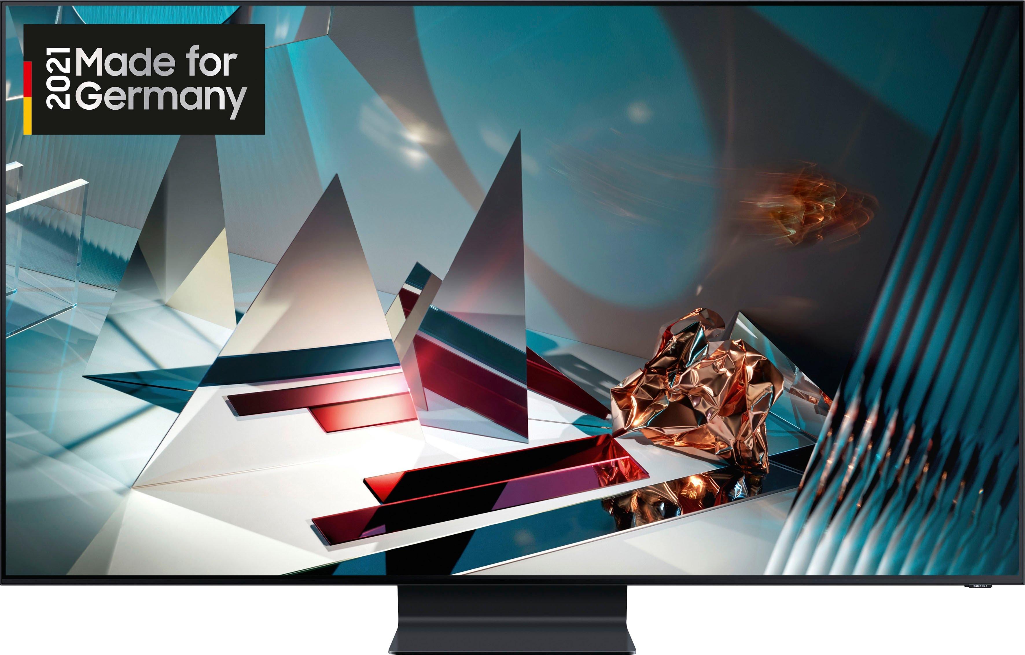 Samsung QLED-TV GQ75Q800TGT, 189 cm / 75