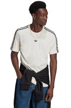adidas originals t-shirt »sprt 3-streifen« wit