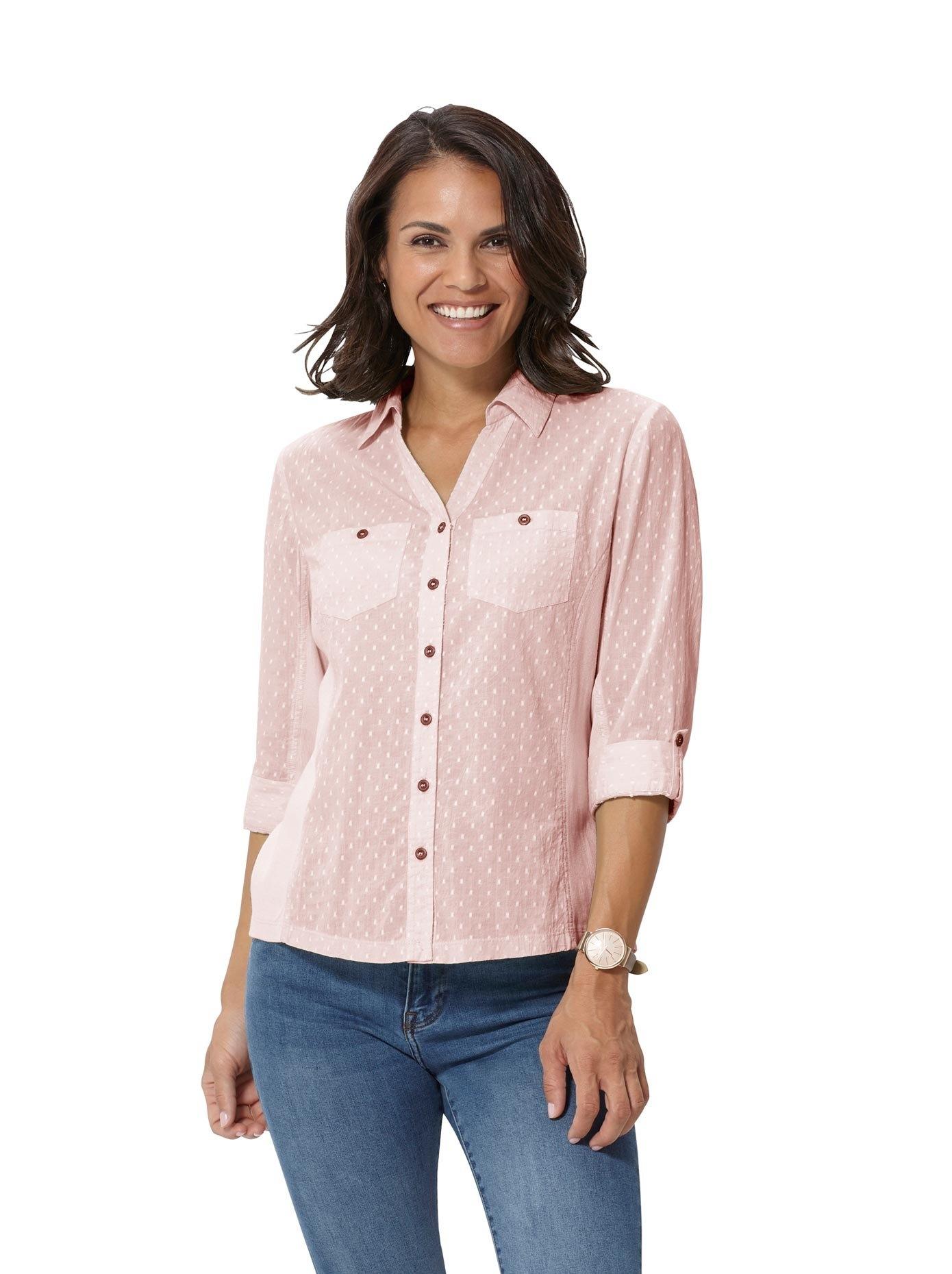 Casual Looks overhemdblouse voordelig en veilig online kopen