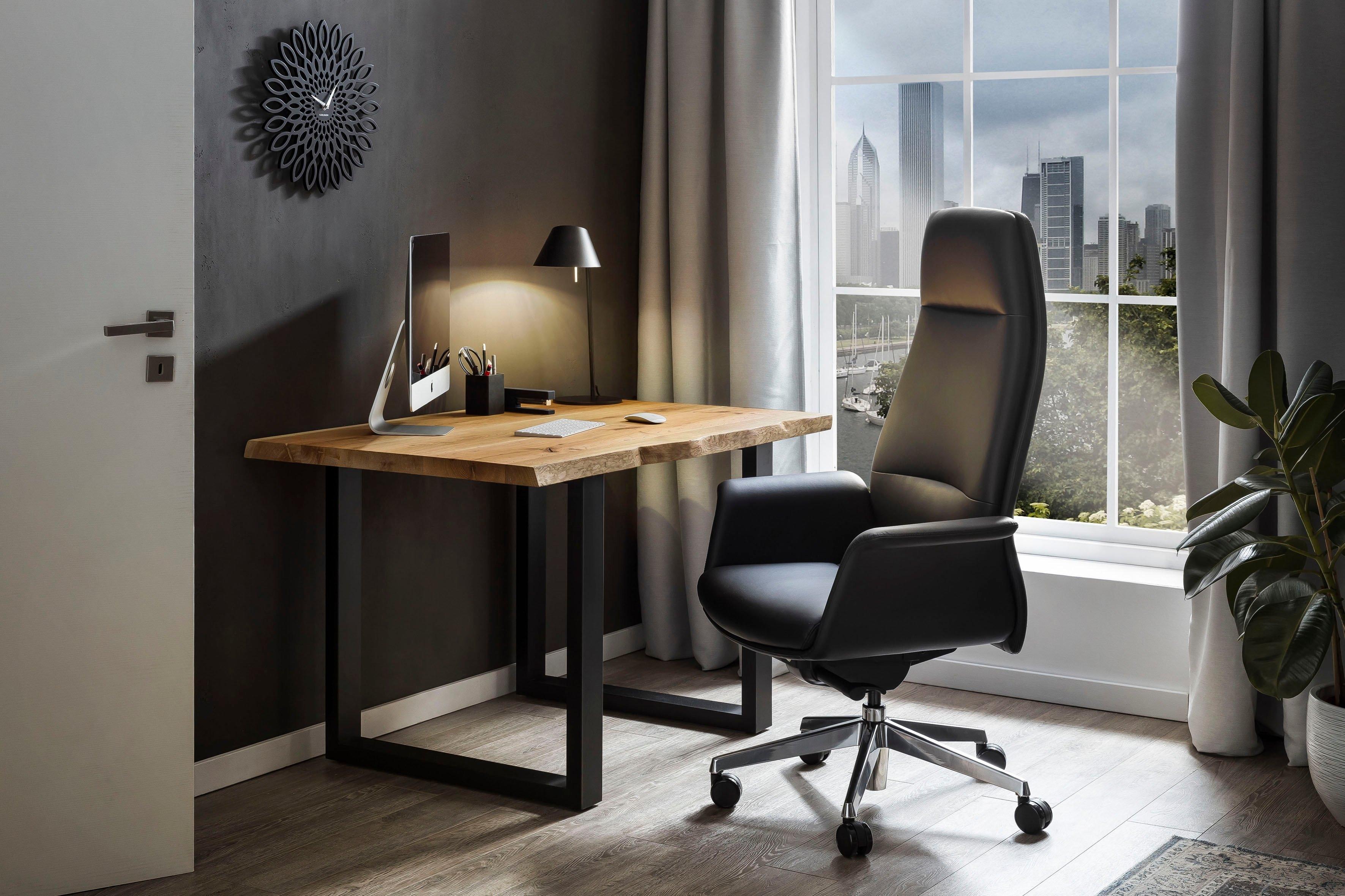SalesFever Bureau echt schaaldeel, home office laptoptafel online kopen op otto.nl