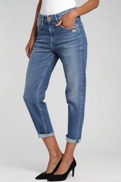 gang mom jeans gloria blauw