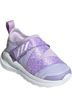 adidas performance runningschoenen »forta run x frozen ii« paars