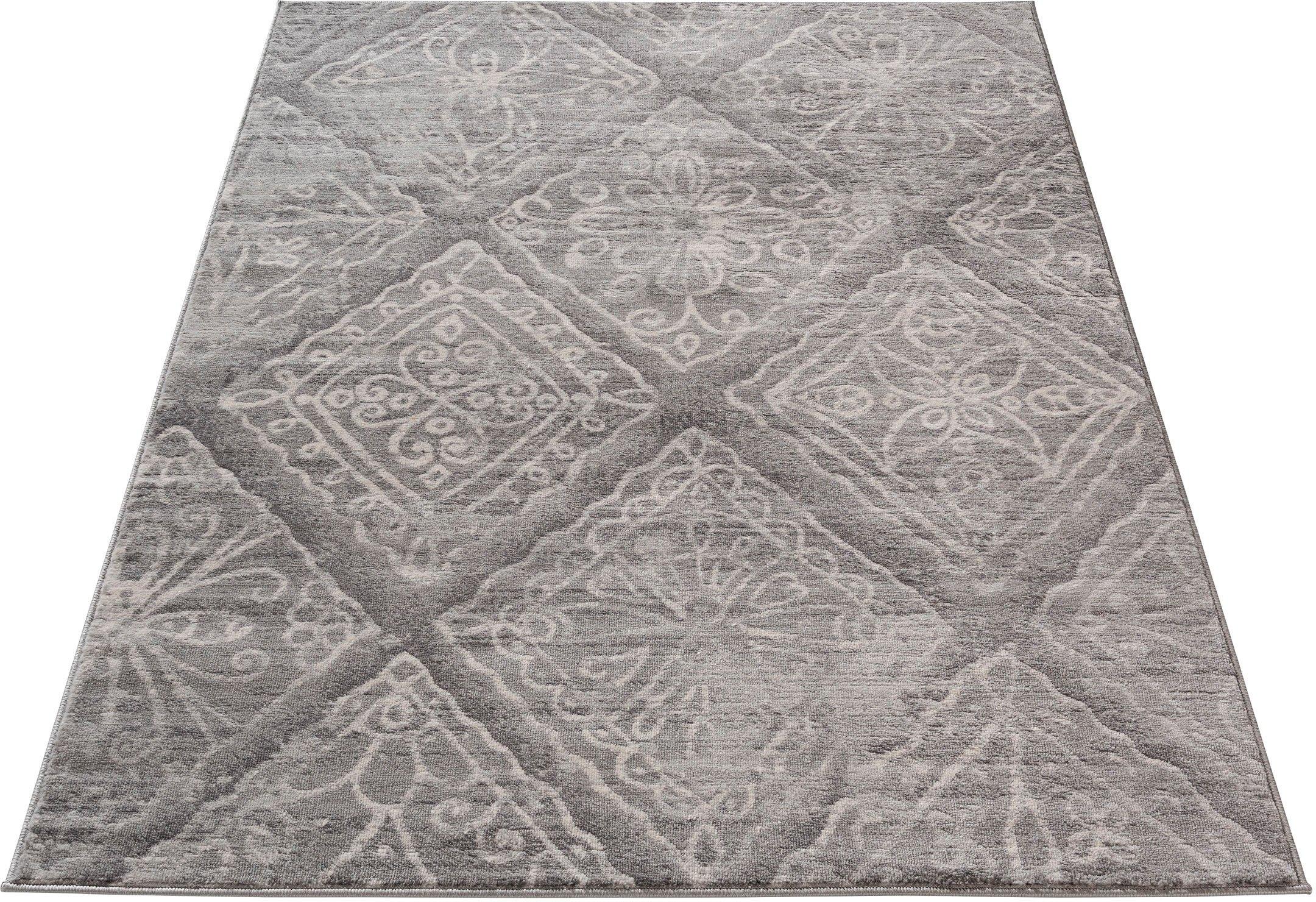 Sehrazat oosters tapijt Montana 3734 Woonkamer - verschillende betaalmethodes