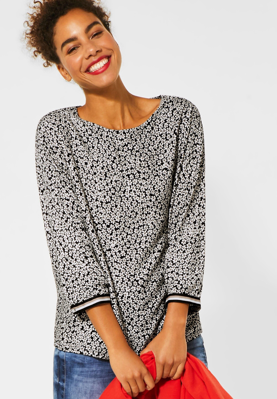 STREET ONE blouse zonder sluiting nu online kopen bij OTTO