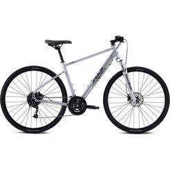 fuji bikes fitnessfiets traverse 1.3 grijs