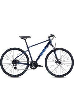 fuji bikes fitnessfiets traverse 1.5 blauw