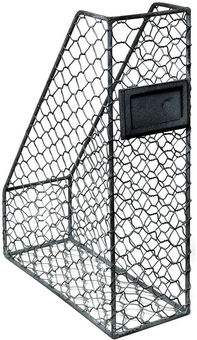 Ambiente Haus organizer Folderstandaard - grijs 33 cm (1 stuk) goedkoop op otto.nl kopen