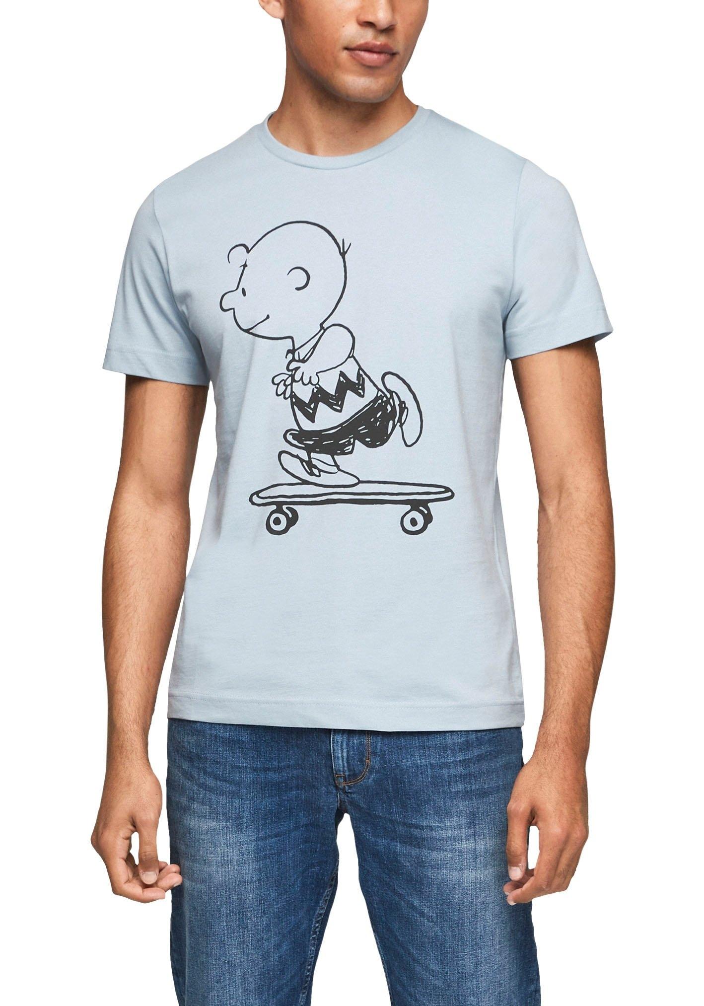 s.Oliver T-shirt met snoopy-print voordelig en veilig online kopen