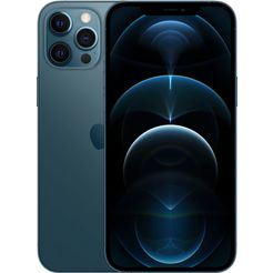 apple »iphone 12 pro max - 512gb« smartphone blauw
