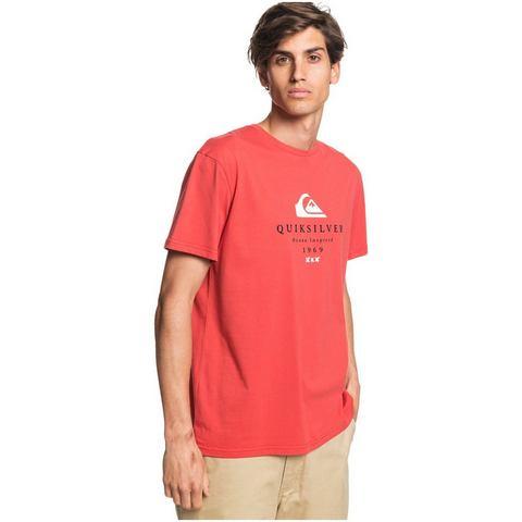 NU 20% KORTING: Quiksilver T-shirt First Fire