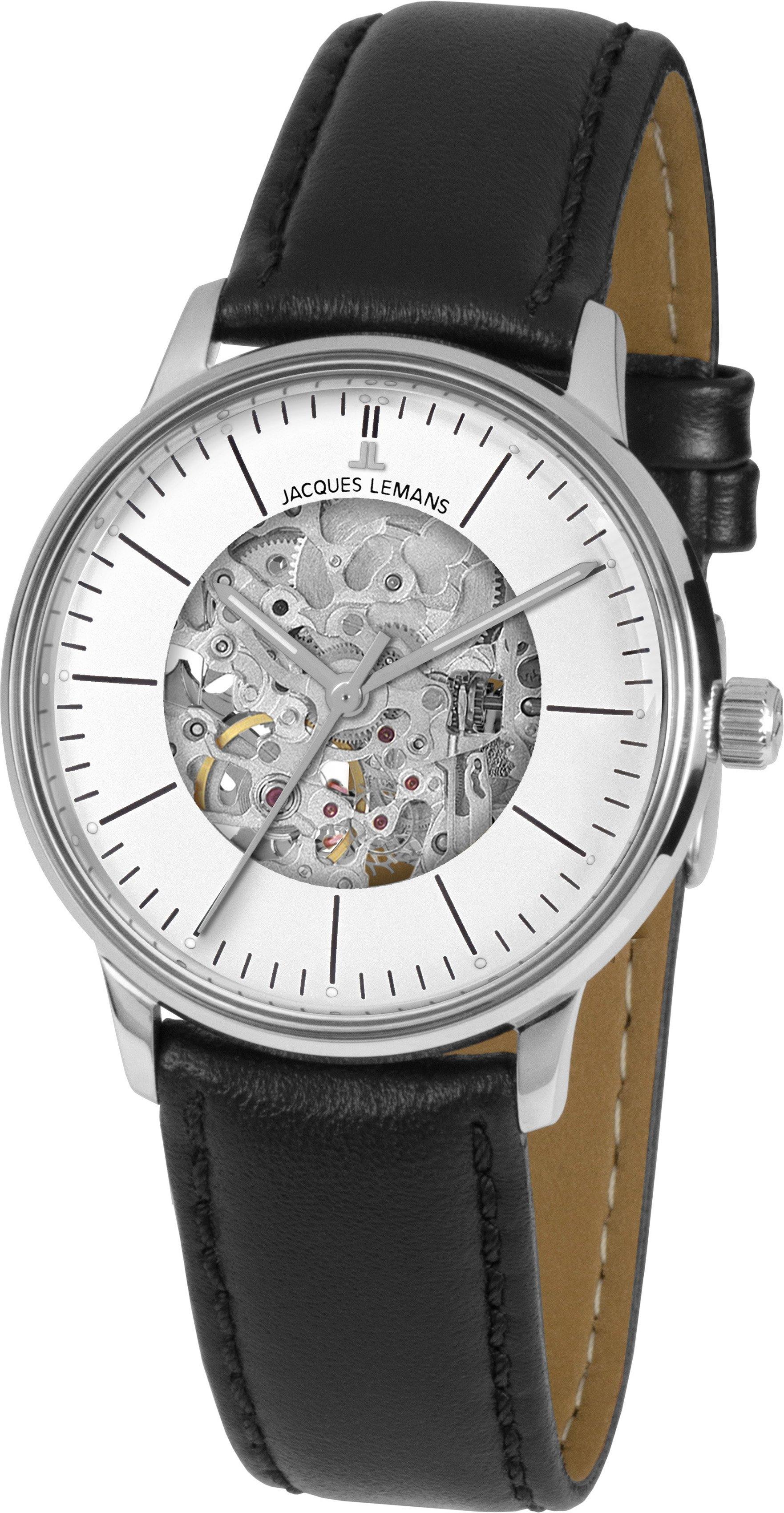 Jacques Lemans mechanisch horloge »Retro Classic, N-207ZA« bij OTTO online kopen