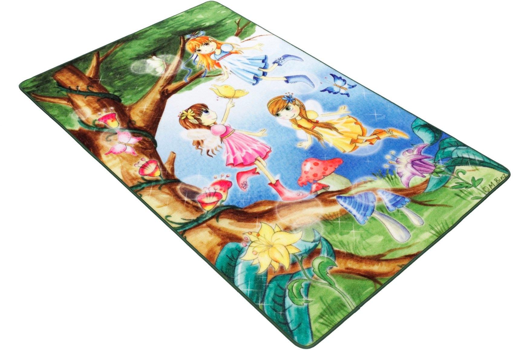 Böing Carpet vloerkleed voor de kinderkamer »Lovely Kids LK-2 Feen« voordelig en veilig online kopen