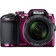 nikon compact-camera coolpix b500 40x optische zoom paars