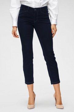 mac 7-8 jeans »dream chic« blauw