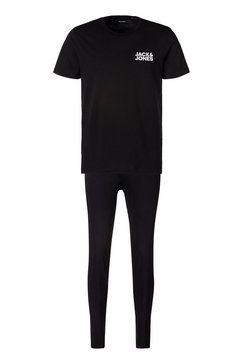 """jack  jones pyjama »""""loungewear basic jersey""""« zwart"""