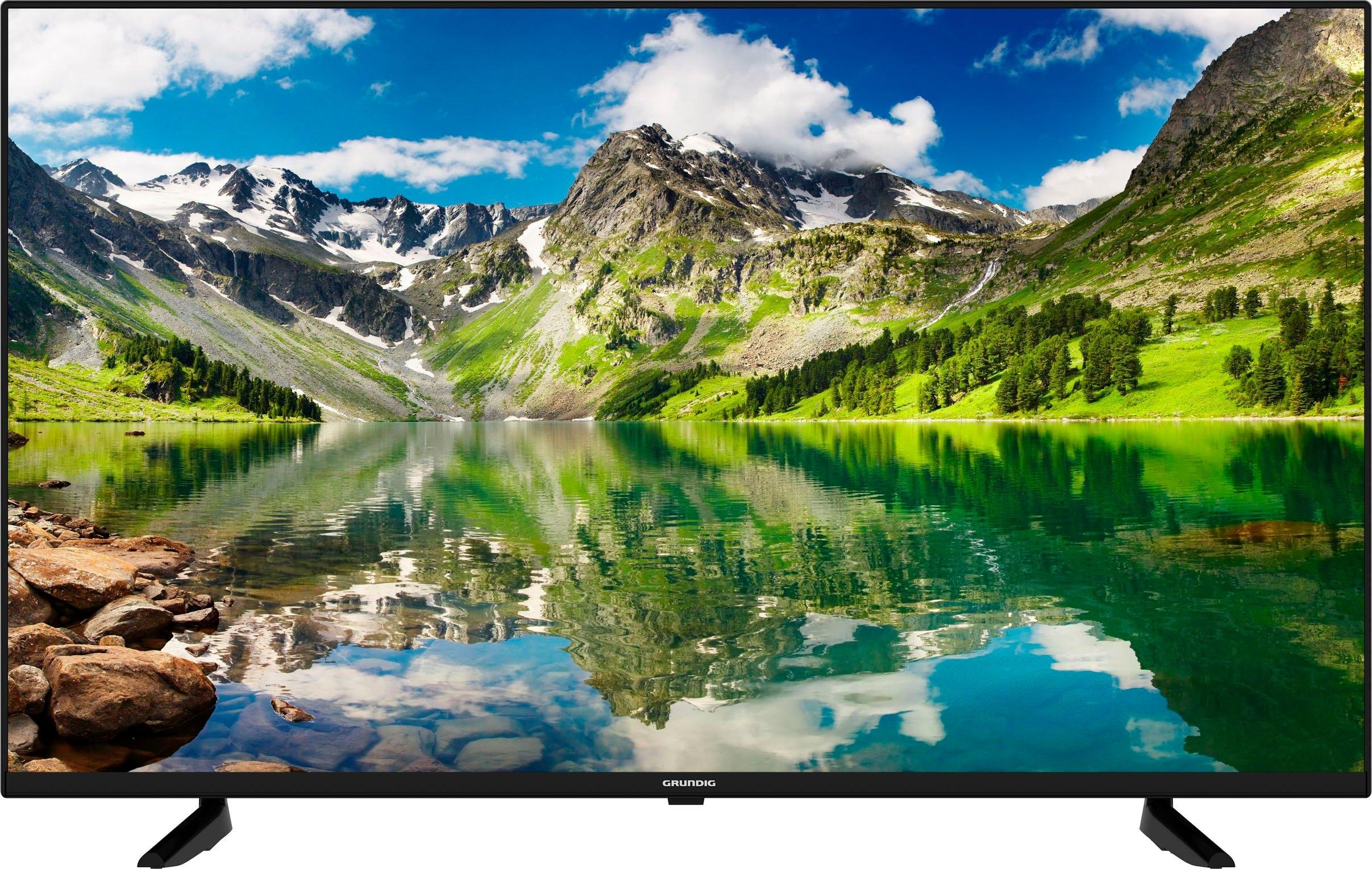 Grundig 50 VOE 20 LED-tv (126 cm / (50 inch), 4K Ultra HD, Smart-TV bestellen: 30 dagen bedenktijd